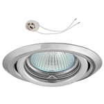 Oprawka sufitowa do LED GU10 230V CT15 chrom