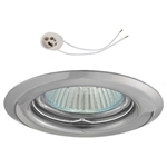 Oprawka sufitowa do LED GU10 230V CT14 chrom