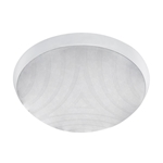 Lampa plafon hermetyczny E27 IP44 IK10 do LED
