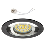 Oprawka sufitowa do LED GU10 230V CT64